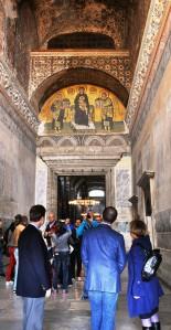 Gavin Tollman - A revealed masterwork inside Hagia Sophia